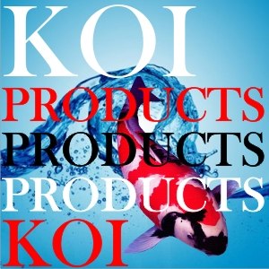 Koi Products